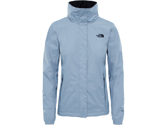 c36bcf209ed8 The North Face Resolve 2 Jacket Women grey at Addnature.co.uk